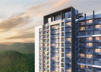 Gallery Cover Image of 888 Sq.ft 2 BHK Apartment for buy in The Highlands Godrej City Panvel, Panvel for 8954051