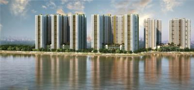 Gallery Cover Image of 712 Sq.ft 2 BHK Apartment for buy in Hiland River, Maheshtala for 2800000