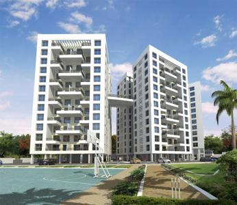 Gallery Cover Image of 1050 Sq.ft 2 BHK Apartment for rent in Goel Ganga Panama, Pimple Nilakh for 18500