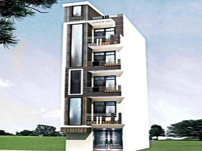 Gallery Cover Image of 250 Sq.ft 1 BHK Independent Floor for rent in Samarth Floor 1, Nawada for 5000