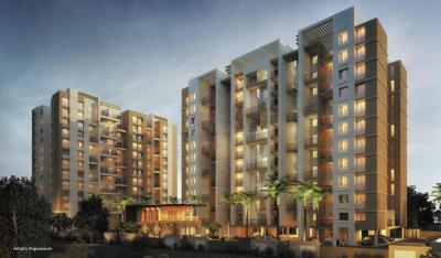 Gallery Cover Image of 1380 Sq.ft 3 BHK Apartment for buy in Balaji Mesmero, Lohegaon for 7000000