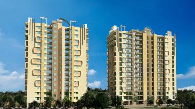 Gallery Cover Image of 1070 Sq.ft 2 BHK Apartment for rent in Fabio, Crossings Republik for 8500