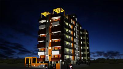 Gallery Cover Image of 1500 Sq.ft 3 BHK Apartment for rent in Roytech Eastern Woods, Mukundapur for 25000