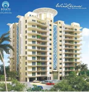 Gallery Cover Image of 2200 Sq.ft 3 BHK Apartment for buy in Nyati Wind Chimes, Mohammed Wadi for 15000000