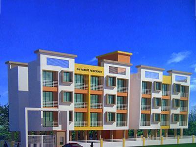 Gallery Cover Pic of Sainath Builders Sai Amrut Residency