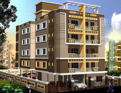 Gallery Cover Image of 771 Sq.ft 2 BHK Apartment for buy in Unik Plaza, Bagmari for 4472000