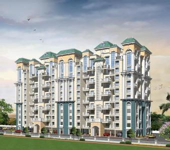 Gallery Cover Image of 1240 Sq.ft 2 BHK Apartment for rent in Bramha Corp Emerald County, Mohammed Wadi for 19000