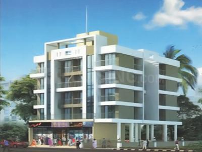 Gallery Cover Image of 600 Sq.ft 1 BHK Apartment for buy in Skyline Skyline Residency, Kharghar for 4300000
