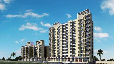 Gallery Cover Image of 600 Sq.ft 1 BHK Apartment for rent in Damji Shamji Shah Mahavir Estella, Kasarvadavali, Thane West for 18000