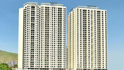 Gallery Cover Image of 1146 Sq.ft 3 BHK Apartment for buy in Dosti Planet North, Mumbra for 11000000
