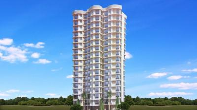 Gallery Cover Image of 680 Sq.ft 1 BHK Apartment for buy in Haware Engineers And Builders Grand Edifice, Malad East for 11000000