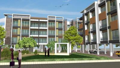 Gallery Cover Image of 2100 Sq.ft 3 BHK Apartment for rent in Parishram Siesta Dwelling, Thaltej for 30000