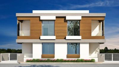 Gallery Cover Image of 1570 Sq.ft 3 BHK Apartment for rent in Kunal Hope Town, Rajdhani Township for 11000