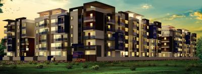 Gallery Cover Image of 1455 Sq.ft 3 BHK Apartment for buy in Jayani Paradise, Mahadevapura for 9803000