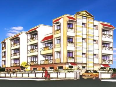 Gallery Cover Image of 1100 Sq.ft 2 BHK Apartment for rent in KG Villa, Annanagar, Anna Nagar for 28000