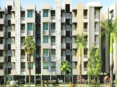 Gallery Cover Image of 650 Sq.ft 2 BHK Apartment for buy in Devyug Shanti Pujya Homes, Chandlodia for 4500000