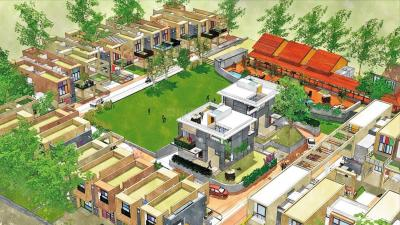 Gallery Cover Pic of Nipra Shantivan Garden Villas