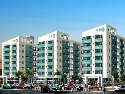 Gallery Cover Image of 1490 Sq.ft 3 BHK Apartment for buy in Shubh Tower, Mahaveer Colony Park for 3500000