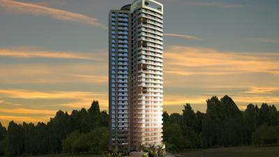 Gallery Cover Image of 4000 Sq.ft 4 BHK Apartment for buy in Kalpataru Pinnacle, Goregaon West for 125000000