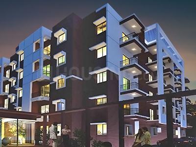 Gallery Cover Image of 1006 Sq.ft 2 BHK Apartment for rent in SaiRam Sai Ram Gardenia, Chikkakannalli for 16000