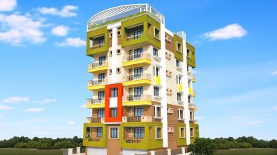 Gallery Cover Image of 962 Sq.ft 2 BHK Apartment for buy in Happy Sunshine Happy Sunshine 17 Binod Bihari Halder Lane, Shibpur for 4040000