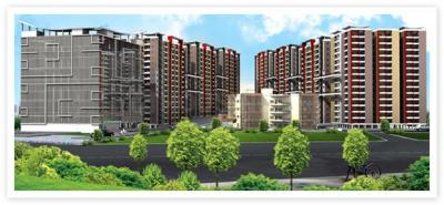 Gallery Cover Image of 512 Sq.ft 1 BHK Apartment for buy in SatyaVani Ushodayam Green Homes, Annojiguda for 1100000