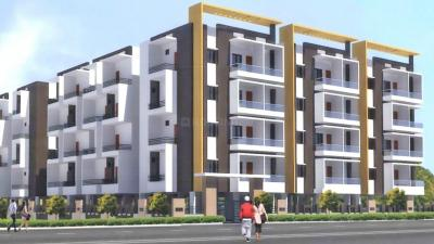 Gallery Cover Image of 1050 Sq.ft 1 BHK Apartment for rent in Anmol, Panathur for 16000