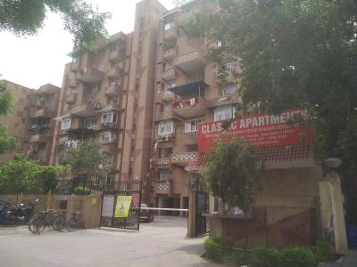 Gallery Cover Image of 1500 Sq.ft 2 BHK Apartment for buy in  Classic Apartment, Sector 22 Dwarka for 13000000