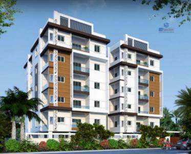 Gallery Cover Image of 1275 Sq.ft 3 BHK Apartment for buy in Jahanavis My Homes, Puppalaguda for 7000000