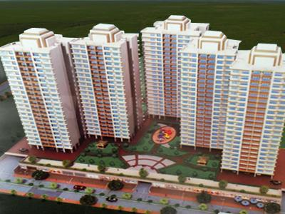 Gallery Cover Image of 1100 Sq.ft 2 BHK Apartment for buy in Kamala Garden Grove Phase 2, Borivali West for 24500000