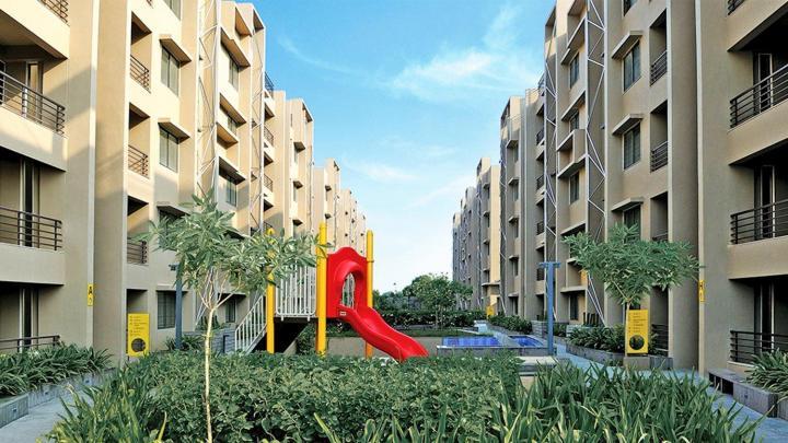 Gallery Cover Pic of Bsafal Samprat Residence