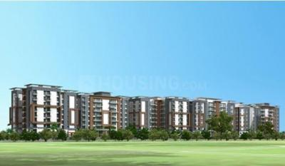 Gallery Cover Image of 654 Sq.ft 2 BHK Apartment for buy in Universal Ecogreens, Lokhra for 2800000