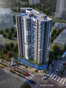 Gallery Cover Image of 700 Sq.ft 2 BHK Apartment for buy in Puneet Prime Phase 2 Floor 3 To Floor 16, Kurla East for 13800000