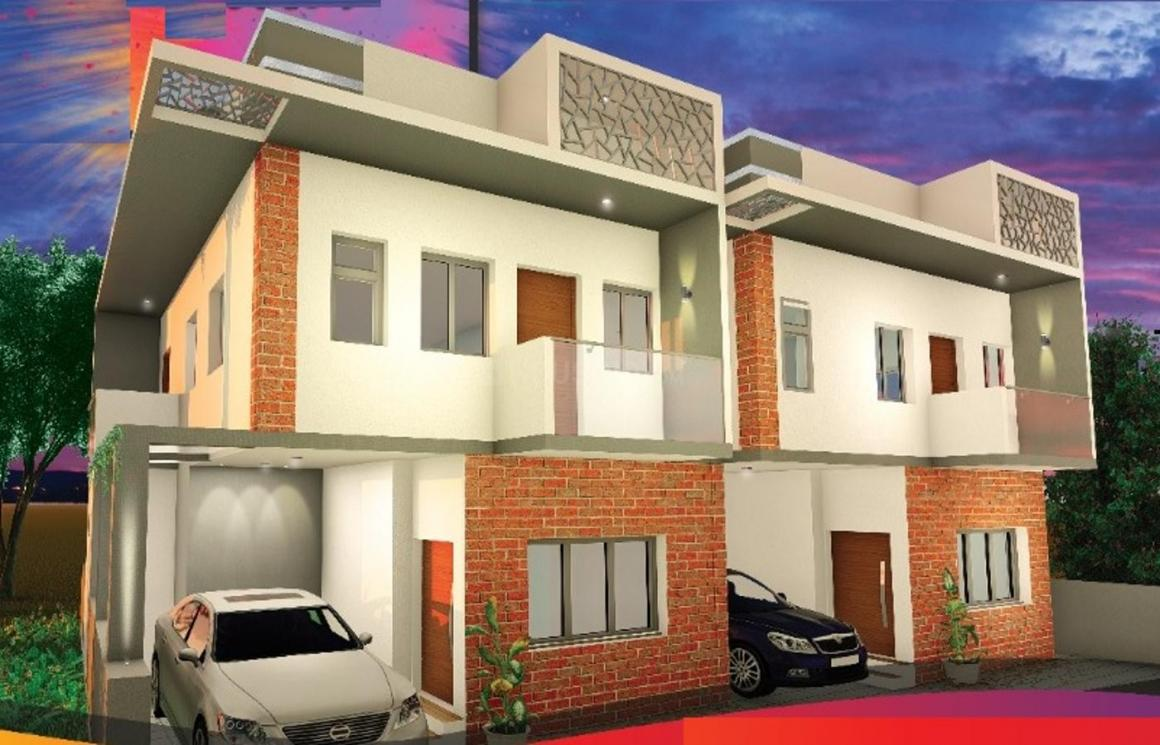 Gallery Cover Pic of Bharathi Brick Inspire Twin Villa