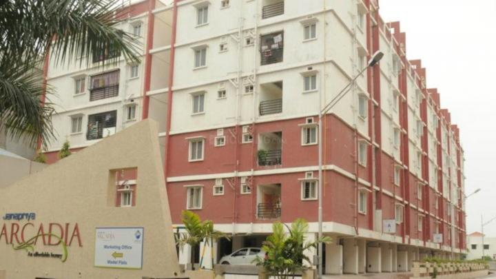 Project Image of 2000 Sq.ft 3 BHK Villa for buyin Kowkur for 9600000
