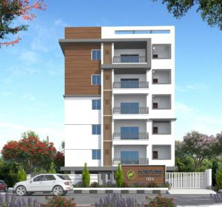 Gallery Cover Image of 1510 Sq.ft 3 BHK Apartment for buy in Fortune Green IBIS, Puppalaguda for 7687000