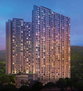Gallery Cover Image of 650 Sq.ft 1 BHK Apartment for buy in Marathon Nexzone Daffodil 2, Panvel for 4360000