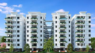 Gallery Cover Image of 2040 Sq.ft 3 BHK Apartment for buy in SVC Tree Walk, Kondapur for 17500000