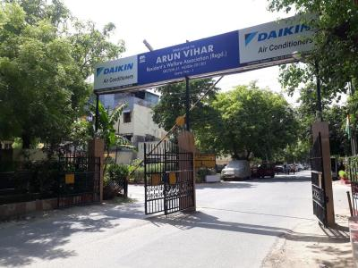 Gallery Cover Image of 600 Sq.ft 2 BHK Independent House for rent in Arun Vihar, Sector 37 for 15000