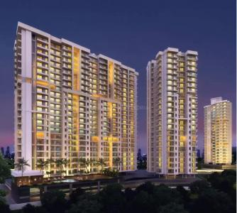 Gallery Cover Image of 1400 Sq.ft 3 BHK Apartment for buy in Pinnacolo And Pinnacolo NX, Mira Road East for 12500000