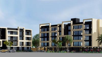 Gallery Cover Pic of Disha Ashtavinayak Ultramodern Township Phase 1