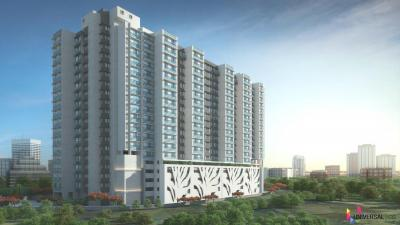 Gallery Cover Image of 600 Sq.ft 1 BHK Apartment for rent in Integrated Kamal, Mulund West for 25000