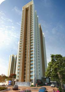 Gallery Cover Image of 852 Sq.ft 2 BHK Apartment for buy in The Central Park Phase I, Chinchwad for 6800000