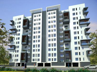 Gallery Cover Image of 1500 Sq.ft 3 BHK Apartment for rent in Appaswamy Greensville, Sholinganallur for 22000
