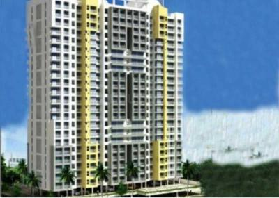 Gallery Cover Image of 715 Sq.ft 1 BHK Apartment for buy in Srishti Group Heights, Bhandup West for 12500000