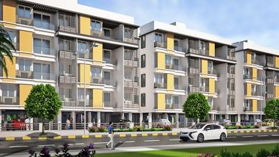 Gallery Cover Image of 560 Sq.ft 1 BHK Apartment for buy in S And P Essense, Kil Ayanambakkam for 2394000