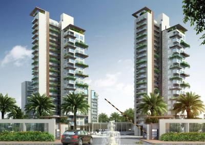 Gallery Cover Image of 2950 Sq.ft 4 BHK Apartment for rent in Puri Diplomatic Greens, Sector 110A for 35000