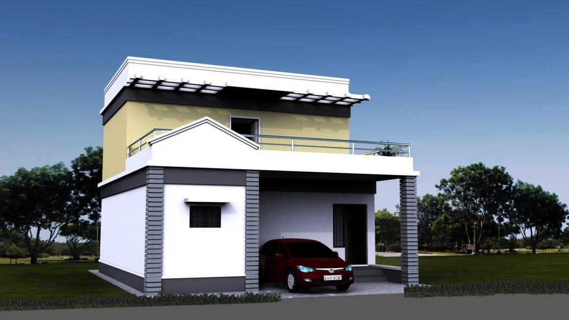 BRN Anugraha in Hosur, Bangalore by BRN Land Promoters - Price