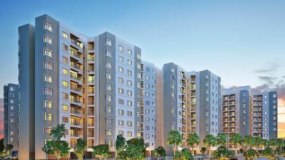 Gallery Cover Image of 1703 Sq.ft 3 BHK Apartment for buy in Prime Arete Homes, Thatchoor for 6812000