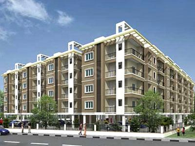 Gallery Cover Image of 1625 Sq.ft 3 BHK Apartment for buy in Shanders Spring Dale, Whitefield for 7200000